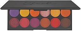 Voňavky, Parfémy, kozmetika Paleta očných tieňov - Sleek MakeUP iDivine Chasing The Sun Eyeshadow Palette