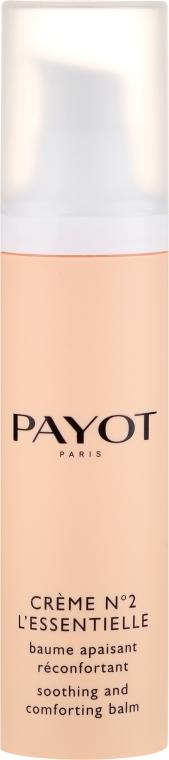 Upokojujúci balzam pre citlivú pokožku - Payot Creme № 2 — Obrázky N2