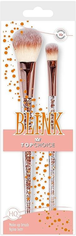 Sada štetcov na líčenie, 38006 - Top Choice Blink