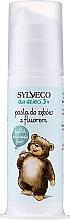 Voňavky, Parfémy, kozmetika Detská zubná pasta s fluórom - Sylveco