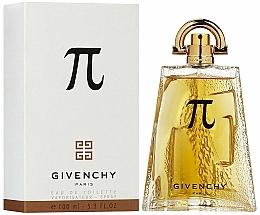 Voňavky, Parfémy, kozmetika Givenchy Pi - Toaletná voda