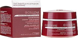 Voňavky, Parfémy, kozmetika Regeneračná maska na vlasy - Collistar Pure Actives Keratin + Hyaluronic Acid Reconstructive Replumping Mask