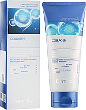 Voňavky, Parfémy, kozmetika Peelingový gél s kolagénom - FarmStay Collagen Water Full Moist Peeling Gel