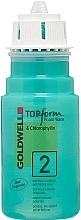 Voňavky, Parfémy, kozmetika Ondulácia pre pórovité alebo farbené vlasy - Goldwell Topform Foam Wave 2