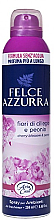 Voňavky, Parfémy, kozmetika Osviežovač vzduchu - Felce Azzurra Fiori di Ciliegio e Peonia Spray