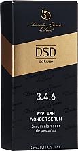 Voňavky, Parfémy, kozmetika Sérum na rast mihalníc č. 3.4.6 - Divination Simone De Luxe DSD Eyelash Wonder Serum