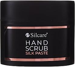 Voňavky, Parfémy, kozmetika Peelingová pasta na ruky - Silcare Hand Scrub Silk Paste (mini)