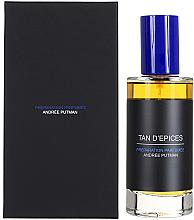 Voňavky, Parfémy, kozmetika Andree Putman Tan D'Epices - Parfumovaná voda