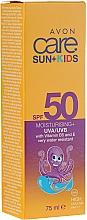 Voňavky, Parfémy, kozmetika Opaľovací krém pre deti - Avon Sun+ Kids Multivitamin Sun Cream SPF50