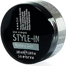 Voňavky, Parfémy, kozmetika Modelačná flexibilná pasta s pamäťovým efektom - Inebrya Style-In Memory Gum Paste