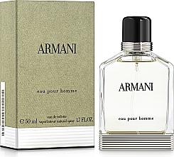 Voňavky, Parfémy, kozmetika Giorgio Armani Armani Pour Homme - Toaletná voda