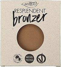 Voňavky, Parfémy, kozmetika Bronzer - PuroBio Cosmetics Resplendent Bronzer (vymeniteľná jednotka)