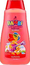 """Voňavky, Parfémy, kozmetika Prostriedok do kúpeľa """"Jahoda"""" - Bambi"""