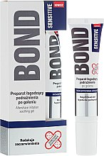 Voňavky, Parfémy, kozmetika Gél po holení - Bond Sensitive Aftershave Irritation Soothing Gel