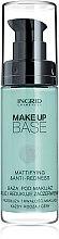 Voňavky, Parfémy, kozmetika Korekčná báza pod líčenie - Ingrid Cosmetics Make Up Base