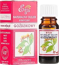 Voňavky, Parfémy, kozmetika Prírodný éterický olej z klinčekov - Etja Natural Essential Oil