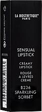 Voňavky, Parfémy, kozmetika Diamantový rúž na pery - La Biosthetique Brilliant Lipstick