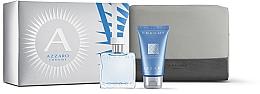 Voňavky, Parfémy, kozmetika Azzaro Chrome - Sada (edt/30ml + shmp/50ml + bag)