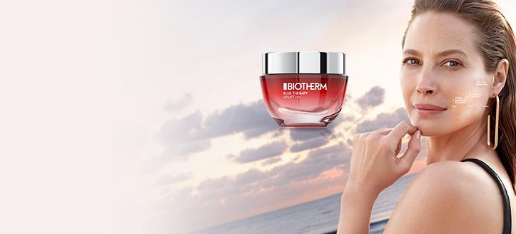 Pri nákupe výrobkov Biotherm v hodnote vyše 35 € získajte krém na ruky 20 ml ako darček