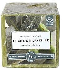 Voňavky, Parfémy, kozmetika Mydlo Marseille v tvare kocky - Tade Marseille Cube Soap