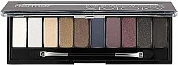Voňavky, Parfémy, kozmetika Paleta očných tieňov s 10 odtieňmi - Flormar