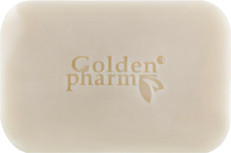 Mydlo s bielou hlinou - Golden Pharm  — Obrázky N2