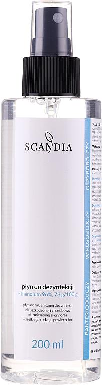Dezinfekčný prostriedok (96% etanol) - Scandia Cosmetics