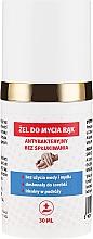 Voňavky, Parfémy, kozmetika Antibakteriálny gél na ruky - Sara Cosmetics Antibacterial Gel