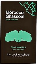 Voňavky, Parfémy, kozmetika Čistiace prúžky na nos - Too Cool For School Morocco Ghassoul Blackhead Out