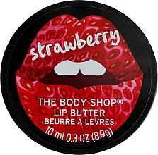 Voňavky, Parfémy, kozmetika Olej na pery - The Body Shop Strawberry Lip Butter