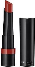 Voňavky, Parfémy, kozmetika Matný rúž - Rimmel Lasting Finish Matte