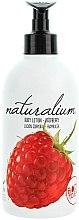 """Voňavky, Parfémy, kozmetika Telový krém výživný """"Malina"""" - Naturalium Body Lotion Raspberry"""