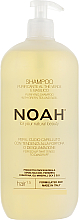 Voňavky, Parfémy, kozmetika Šampón so zeleným čajom a bazalkou - Noah