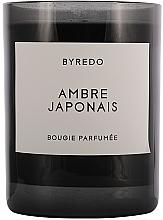 Voňavky, Parfémy, kozmetika Vonná sviečka - Byredo Fragranced Candle Ambre Japonais