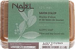 Voňavky, Parfémy, kozmetika Alepské mydlo 12% vavrínový olej - Najel Savon d'Alep Aleppo Soap By Laurel Oils 12%