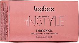 Voňavky, Parfémy, kozmetika Gél na obočie - Topface Instyle Gel