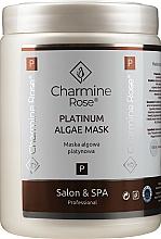 Voňavky, Parfémy, kozmetika Alginátová maska na tvár s platinou - Charmine Rose Platinum Algae Mask Refill