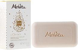 Voňavky, Parfémy, kozmetika Mydlo pre tvár a telo - Melvita L'Or Bio Soap