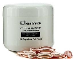 """Voňavky, Parfémy, kozmetika Pleťové kapsuly """"Bunková obnova. Ruža"""" - Elemis Cellular Recovery Skin Bliss Rose"""