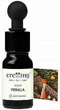 Voňavky, Parfémy, kozmetika Sérum na tvár s perilovým olejom - Creamy Sensitive Perilla Serum