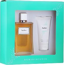 Voňavky, Parfémy, kozmetika Reminiscence Ambre - Sada (edt/100ml + b/lot/75ml)