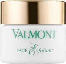 Voňavky, Parfémy, kozmetika Exfoliant na tvár - Valmont Face Exfoliant