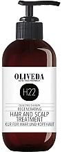 Voňavky, Parfémy, kozmetika Prípravok na starostlivosť o vlasy a pokožku hlavy - Oliveda H22 Hair and Scalp Treatment
