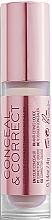 Voňavky, Parfémy, kozmetika Korekčný korektor pre tvár - Makeup Revolution Conceal And Correct
