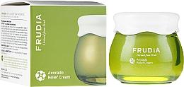 Voňavky, Parfémy, kozmetika Regeneračný krém na tvár s avokádovým extraktom - Frudia Relief Avocado Cream