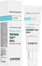 Voňavky, Parfémy, kozmetika Hydratačný tónovací krém na opálenú pokožku - La Biosthetique Dermosthetique Hydro-Actif Traitement Teint Soleil