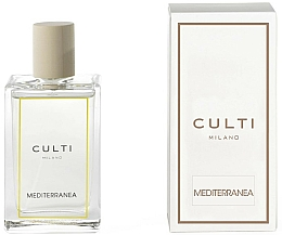Voňavky, Parfémy, kozmetika Aromatický interiérový sprej - Culti Milano Room Spray Mediterranea