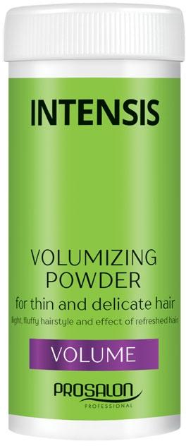 Púder pre vlasy - Prosalon Intensis Volumizing Powder — Obrázky N1