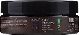 Voňavky, Parfémy, kozmetika Fixačný gél na vlasy - BioMAN Fixative Gel