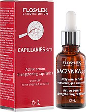 Voňavky, Parfémy, kozmetika Aktívne sérum na posilnenie kapilár - Floslek